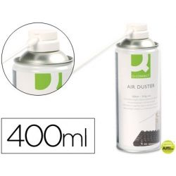 AIRE A PRESION Q-CONNECT PARA LIMPIEZA GENERAL 400 ML