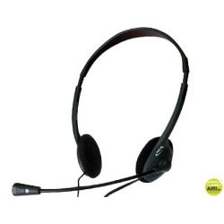 AURICULAR NGS MS-104 CON MICROFONO BIAURAL