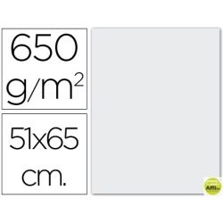 CARTULINA EXTRA 51X65 650 GRS.-BLANCA -UNIDAD