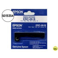 CINTA IMPRESORA EPSON ERC-09B NEGRA M-160 163 164 180 180H 181 182 183 185 190 191 192 195
