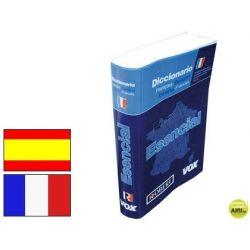 DICCIONARIO VOX ESENCIAL -FRANCES ESPAÑOL