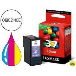 INK-JET LEXMARK 37 COLOR RETORNABLE