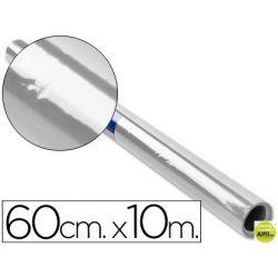 PAPEL CELOFAN ROLLO INCOLORO -0,60 X 10 MT