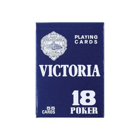 BARAJA FOURNIER POKER INGLES Y BRIDGE -18-55