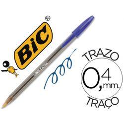 BOLIGRAFO BIC CRISTAL AZUL -BLISTER 5