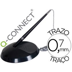 BOLIGRAFO EXTENSIBLE Q-CONNECT-CON SOPORTE ADHERENTE