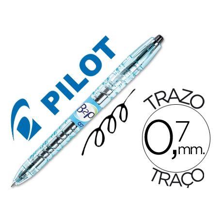 BOLIGRAFO PILOT GEL B2P NEGRO