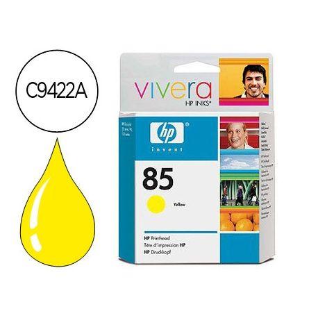 CABEZAL DE IMPRESION HP N.85 AMARILLO DESIGNJET 130 / 130NR / 30 / 30N / 90 / 90NR