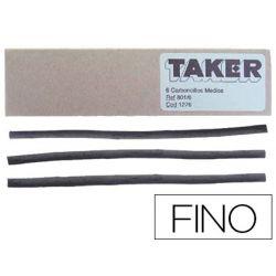 CARBONCILLO TAKER FINO 801/10 -CAJA DE 10 BARRAS