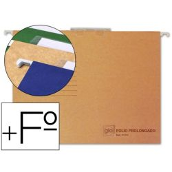 CARPETA COLGANTE GIO FOLIO PROLONGADO 43200 -TAMA¾O 240X375 MM