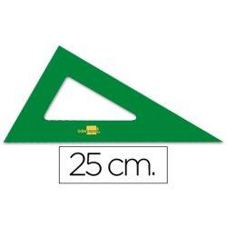 CARTABON LIDERPAPEL 25 CM ACRILICO VERDE