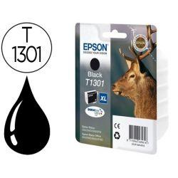 INK-JET EPSON STYLUS SX525WD/620FW OFFICE B42WD/BX320FW/525WD T1301 NEGRO