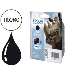 CARTUCHO DE TINTA EPSON STYLUS T1001 NEGRO SX515W / 600FW / 610FW / OFFICE B40W / BX600FW / 610FW