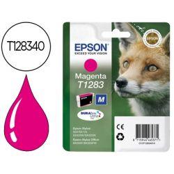 INK-JET EPSON STYLUS T1283 MAGENTA S22 / SX125 / SX420W / 425W / OFFICE BX305F -CAPACIDAD
