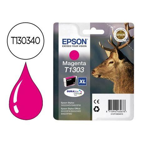 INK-JET EPSON STYLUS T1303 MAGENTA OFFICE BX320F EXTRA ALTA CAPACIDAD