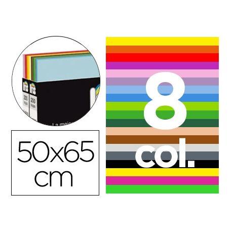 CARTULINA GUARRO 50X65 CONTENIDO A - EXPOSITOR SOBREMESA