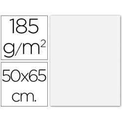 CARTULINA GUARRO BLANCA -50X65 CM -185 GR