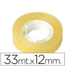 CINTA ADHESIVA EUROCEL 33 MT X 12 MM