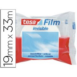 CINTA ADHESIVA TESA FILM 33 MT X 19 MM
