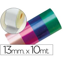 CINTA FANTASIA 10 MT X 13 MM BLANCO