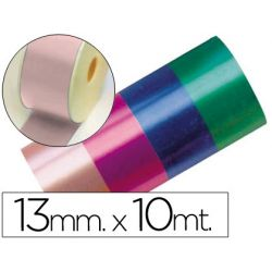 CINTA FANTASIA 10 MT X 13 MM ROSA