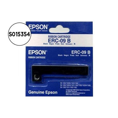 Cinta Impresora Epson Erc 09b Negra M 160 163 164 180 180h