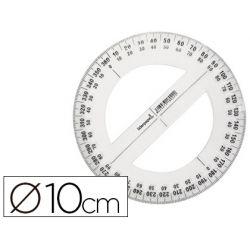 CIRCULO PLASTICO LIDERPAPEL -10 CM