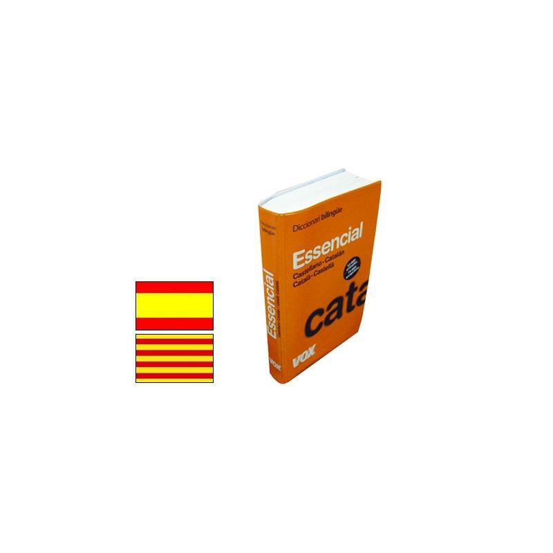 DICCIONARIO VOX ESENCIAL -CATALAN CASTELLANO - Alfil.be