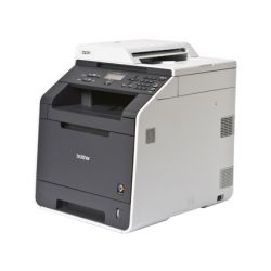 EQUIPO MULTIFUNCION BROTHER DCP-9055CDN LASER COLOR 24PPM 192MB PCL6/BRSCRIPT3 DPLX IMPRESION USB2 R