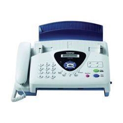 FAX BROTHER T104 TRANSFERENCIATERMICA DE PAPEL NORMAL CON TELEFONO INCORPORADO -ALIMENTADOR AUTOMATI