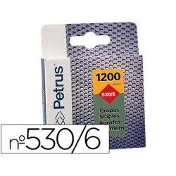 GRAPAS PETRUS N. 530/6 -CAJA DE 1200 GRAPAS