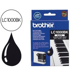 INK-JET BROTHER LC-1000BK NEGRO