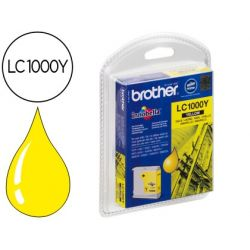 INK-JET BROTHER LC-1000Y AMARILLO