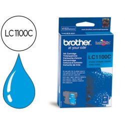 INK-JET BROTHER LC-1100C CYAN 325 PAG