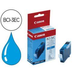 INK-JET CANON BCI-3EC ORIG BJC3000 6X00 S400 450 500 520 530D 600 630 750 4500 6300 MP780 750 MPC400