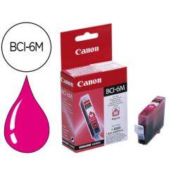 INK-JET CANON BCI-6M MAGENTA ORIGINAL PARA CANON S800/900 S9000