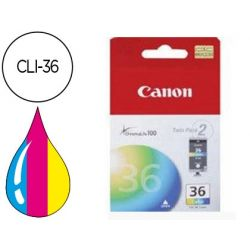 INK-JET CANON CLI-36 TRICOLOR PIXMA MINI 260 IP100