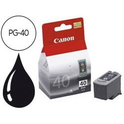 INK-JET CANON IP1200 1300 16002200 MP150 160 170 450 460 JX200 55 NEGRO PG-40