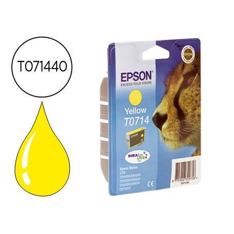 INK-JET EPSON STYLUS D78 DX4000/DX4050/DX500/DX5050 DX6000/DX6050/DX7000F AMARILLO