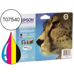 INK-JET EPSON STYLUS D78 D92 D120 DX4000 4050 4400 4450 5000 5050 600 6050 7000F 8400 MULTIPACK-T071