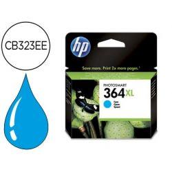 INK-JET HP 364XL CIAN PHOTOSMART PREMIUM - C309A / SERIES C5300 / C6300 / B8500 / D5400 -750PAG