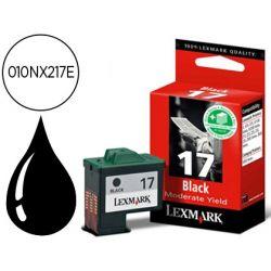 INK-JET LEXMARK JP Z13 Z23 Z33Z25 Z34 Z35 Z517 600 Z612 Z615 Z650 I3 MF X7415 5 X1100X11X0 N.17 NEGR