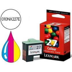 INK-JET LEXMARK JP Z13 Z23 Z33 Z25 Z34 Z35 Z517 Z600 Z602 Z603 Z612 Z615 XZ604 Z650 MF X74 75 N.27 C