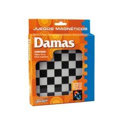 JUEGOS DE MESA DAMAS MAGNETICO20X16,1X2,4