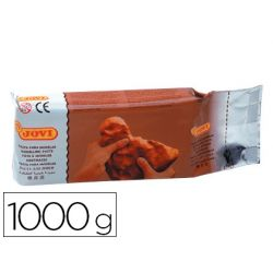 PASTA JOVI PARA MODELAR 1000 GR TERRACOTA