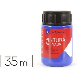PINTURA LATEX LA PAJARITA AZUL ULTRAMAR 35 ML