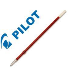 RECAMBIO BOLIGRAFO PILOT SUPER GRIP Y DR. GRIP ROJO