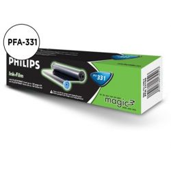 REPUESTO FAX MAGIC 3 PHILIPS DE TRANSFERENCIA TERMINA DURACION 140 PAGINAS LLAMADAS