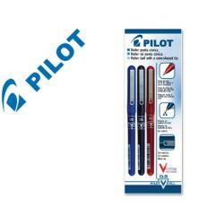 ROTULADOR PILOT SURTIDO (1AZ-1NE-1RO) -BLISTER 3