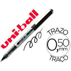 ROTULADOR UNI-BALL ROLLER UB-150 MICRO EYE NEGRO 0,5 MM -UNIDAD